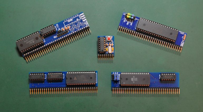 RC2014 Z80 Computer – Base Boards