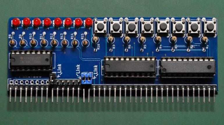 RC2014 Z80 Computer – Digital I/O Module