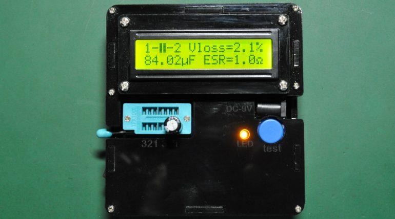 Geekcreit YD-CS Transistor Tester